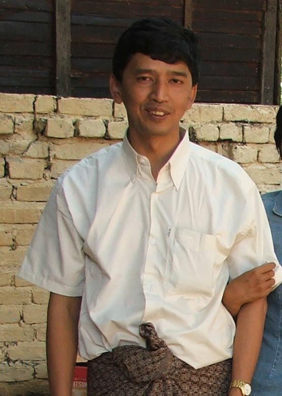Min Ko Naing. Photo Wikimedia Commons